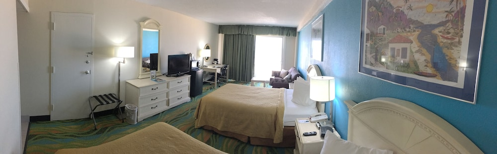 Room, Quality Inn & Suites Oceanfront