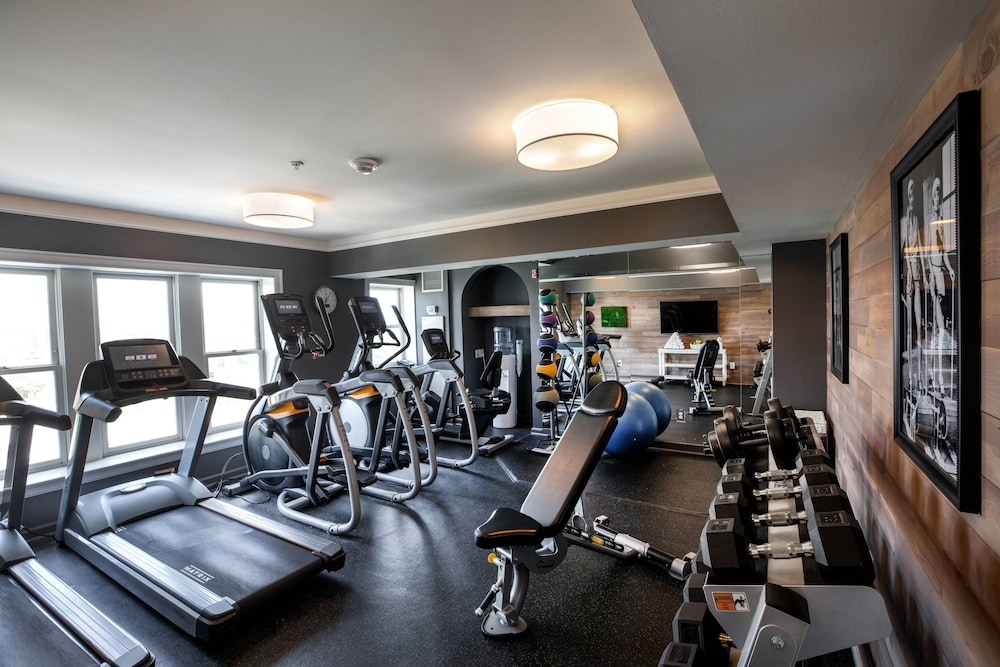Fitness Facility, Ambassador Hotel Tulsa, Autograph Collection