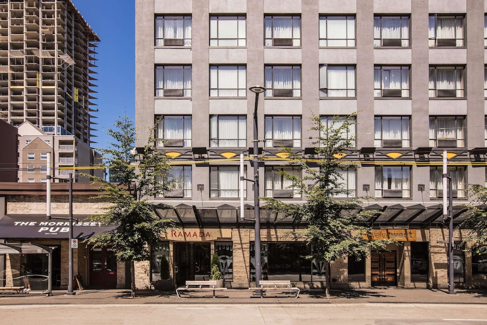 Exterior, Ramada by Wyndham Vancouver Downtown