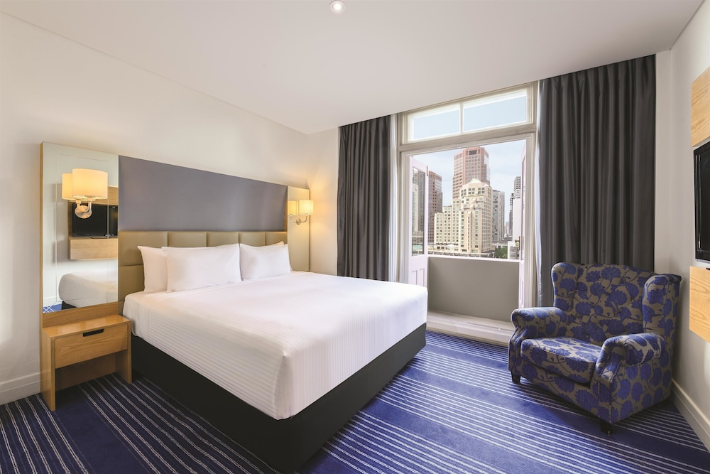 City View, Rendezvous Hotel Melbourne
