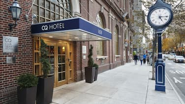 Club Quarters Hotel in Philadelphia
