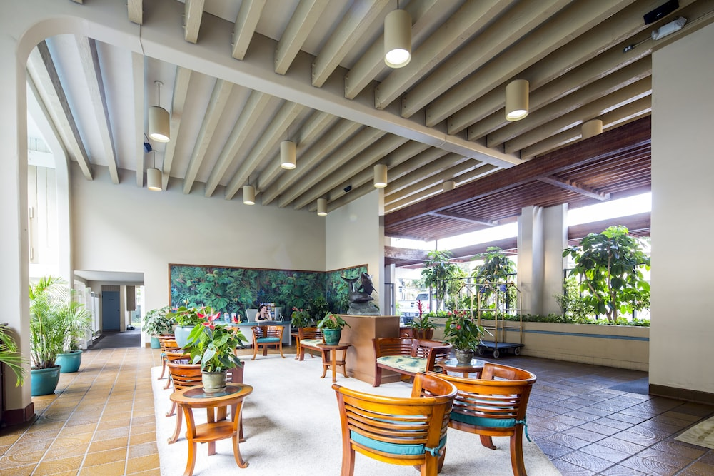 Interior Entrance, Castle Kona Bali Kai , a Condominium Resort