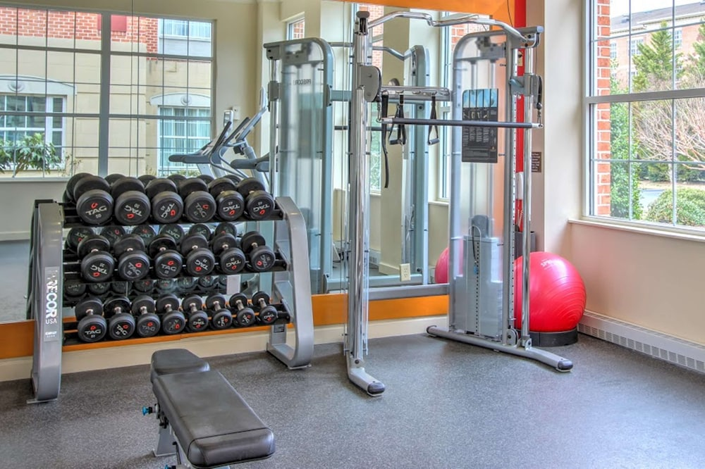 Fitness Facility, Hilton Garden Inn Williamsburg