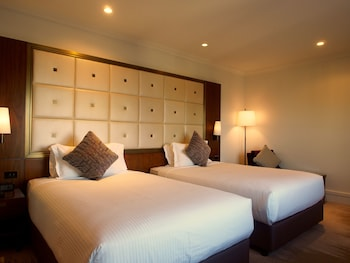 Club Double Room, Business Lounge Access - Guestroom
