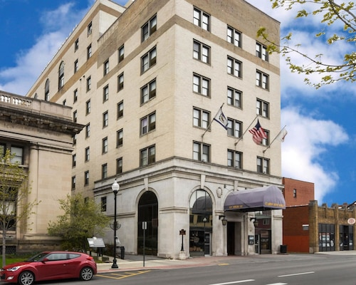 Check Expedia for Availability of Clarion Hotel Morgan