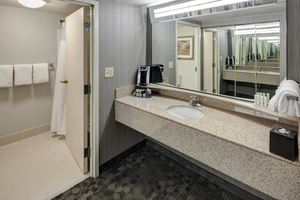 Bathroom, Courtyard by Marriott Charlottesville University Medical Ctr