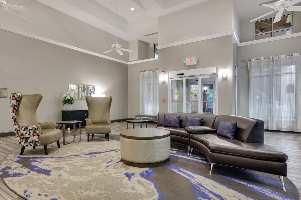 Lobby, Homewood Suites by Hilton St. Louis-Chesterfield