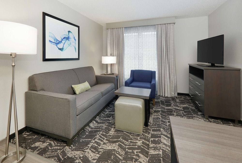 Room, Homewood Suites by Hilton St. Louis-Chesterfield