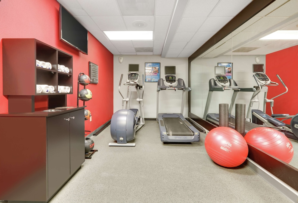 Fitness Facility, Homewood Suites by Hilton St. Louis-Chesterfield