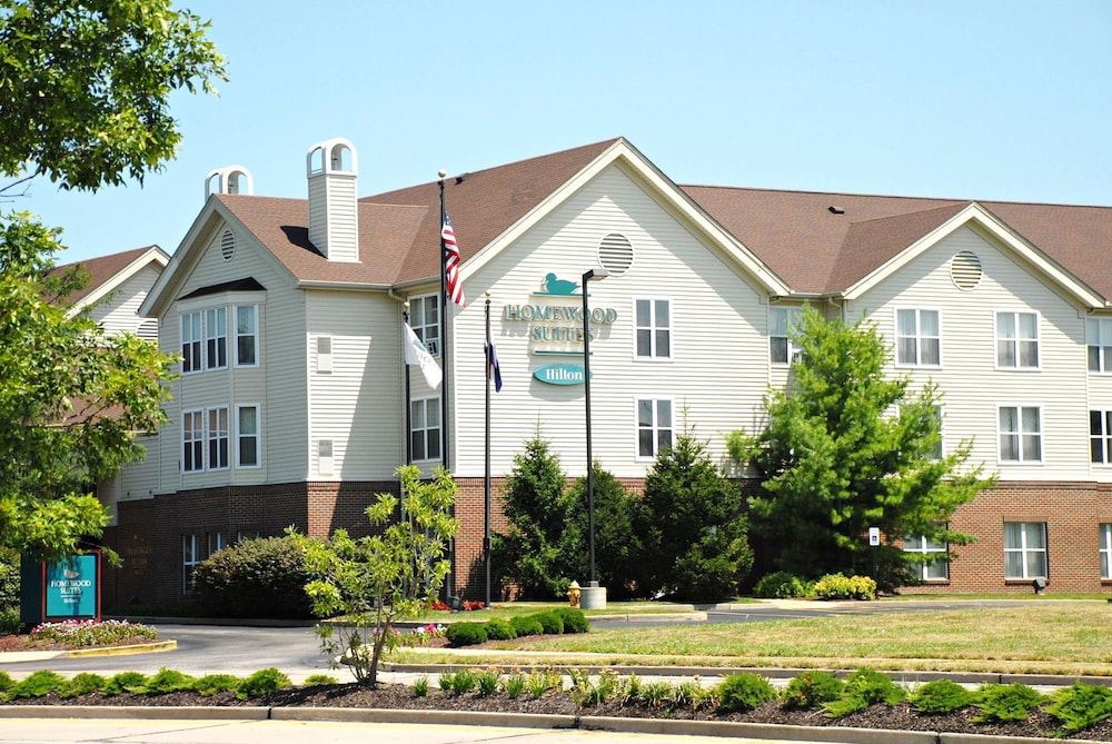 Exterior, Homewood Suites by Hilton St. Louis-Chesterfield