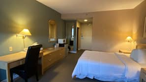 Laptop workspace, iron/ironing board, free cots/infant beds, free WiFi