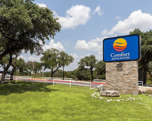Check Expedia for Availability of Comfort Inn & Suites Burnet