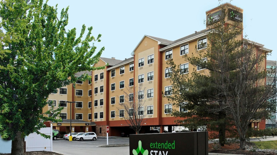 Extended Stay America Suites Meadowlands Rutherford