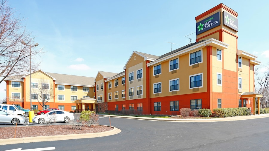 Extended Stay America Suites Pittsburgh Monroeville
