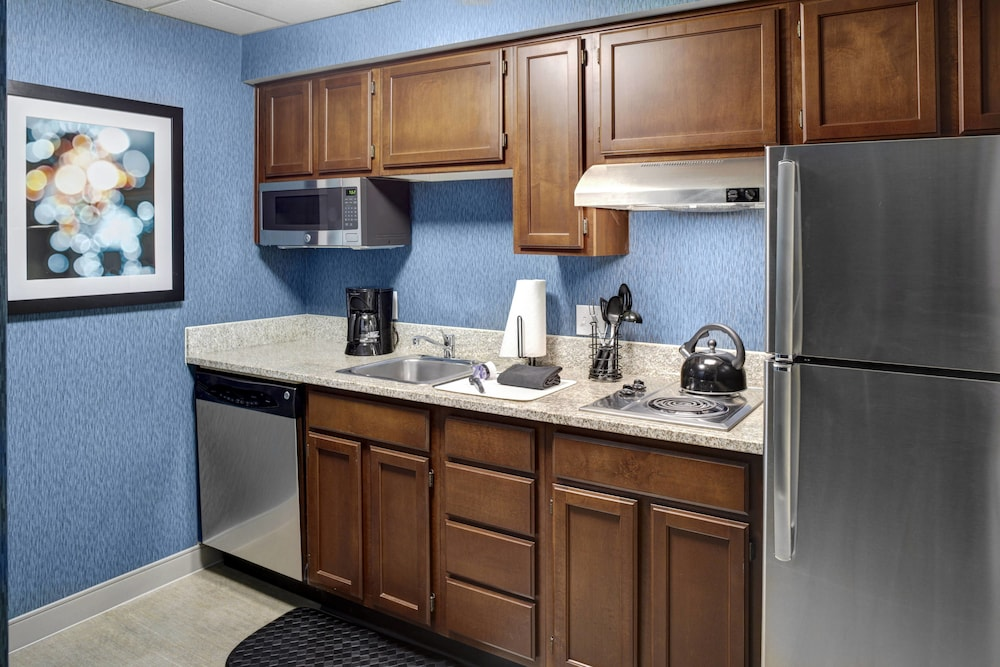 Private Kitchen, Residence Inn By Marriott Cleveland Downtown