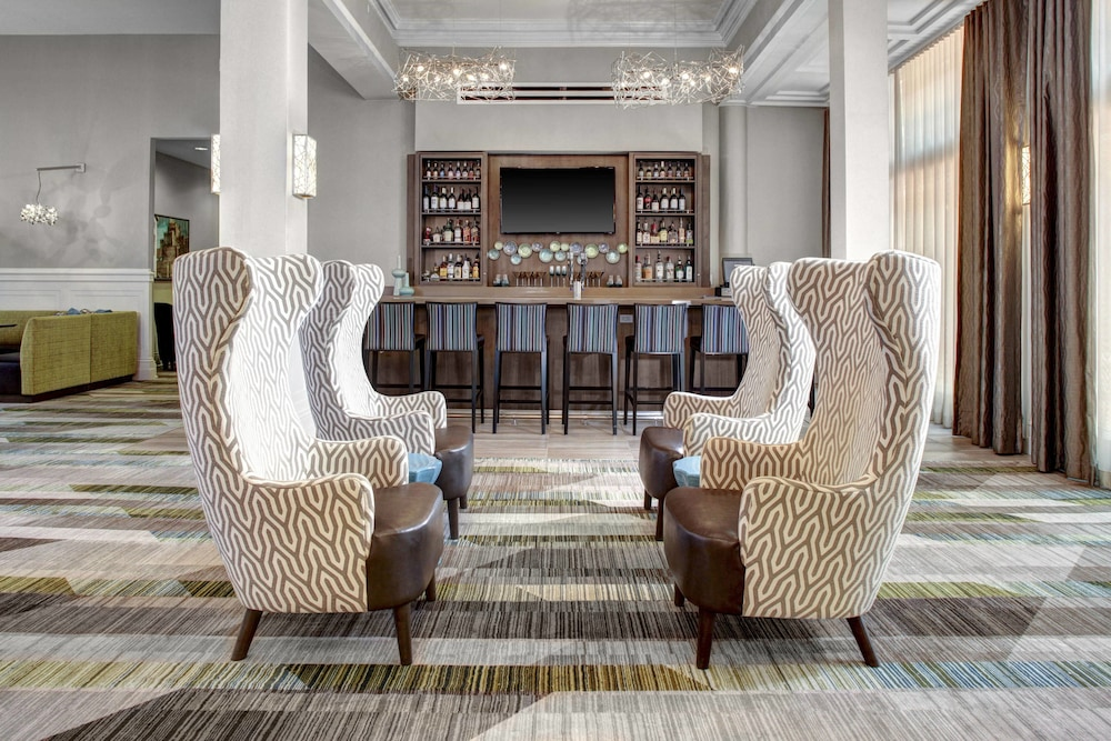 Lobby Lounge, Residence Inn By Marriott Cleveland Downtown