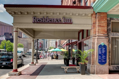 Great Place to stay Residence Inn By Marriott Cleveland Downtown near Cleveland