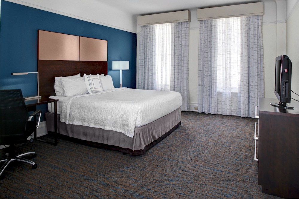 Room, Residence Inn By Marriott Cleveland Downtown