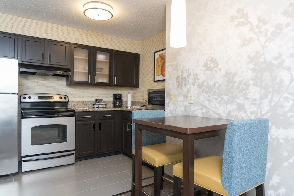 Private Kitchen, Residence Inn By Marriott Grand Rapids West