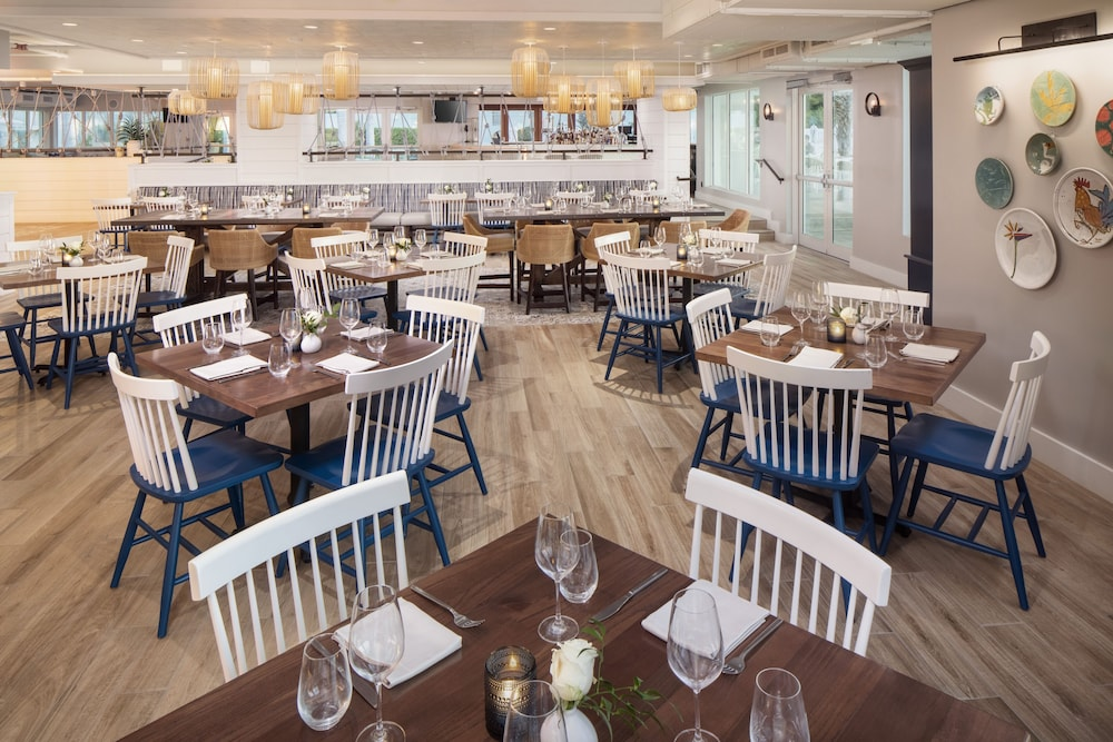Restaurant, The Reach Key West, Curio Collection by Hilton