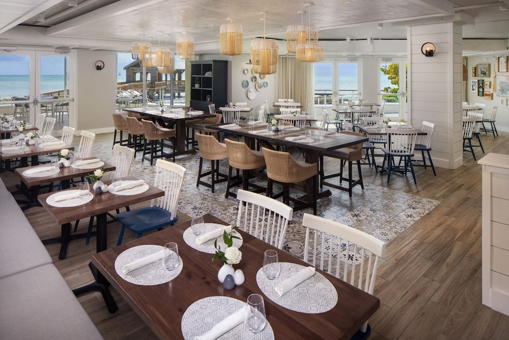 Breakfast Area, The Reach Key West, Curio Collection by Hilton