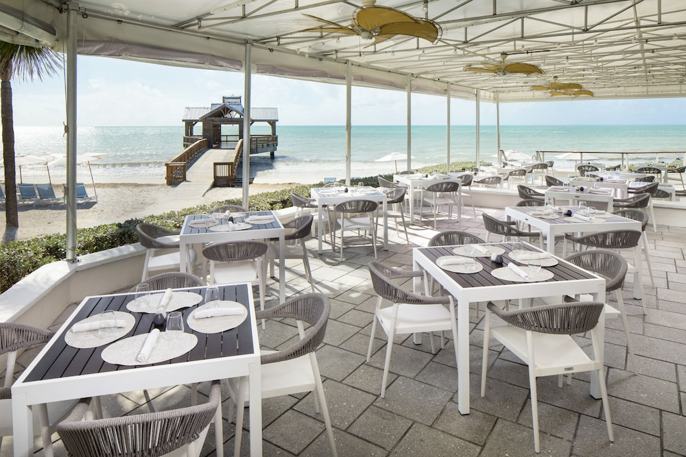 Outdoor Dining, The Reach Key West, Curio Collection by Hilton
