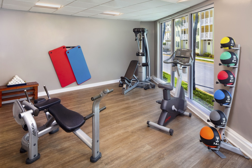Gym, The Reach Key West, Curio Collection by Hilton
