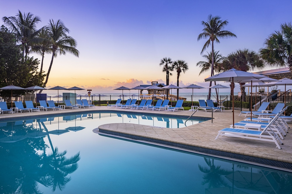Outdoor Pool, The Reach Key West, Curio Collection by Hilton