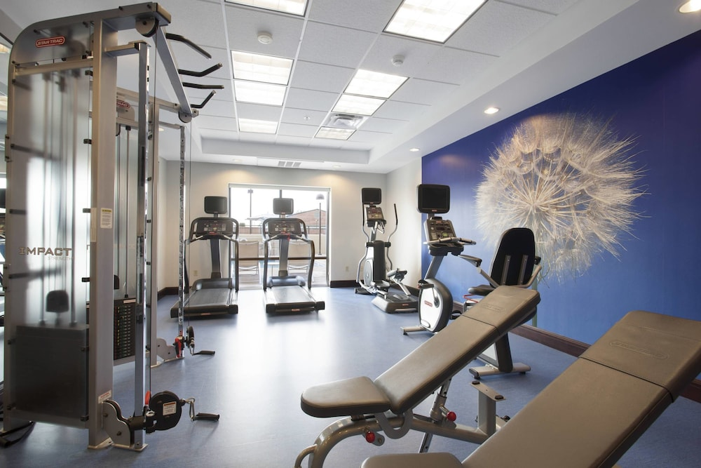 Fitness Facility, SpringHill Suites Phoenix Airport/Tempe