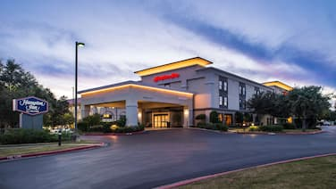 Hampton Inn San Antonio Stone Oak