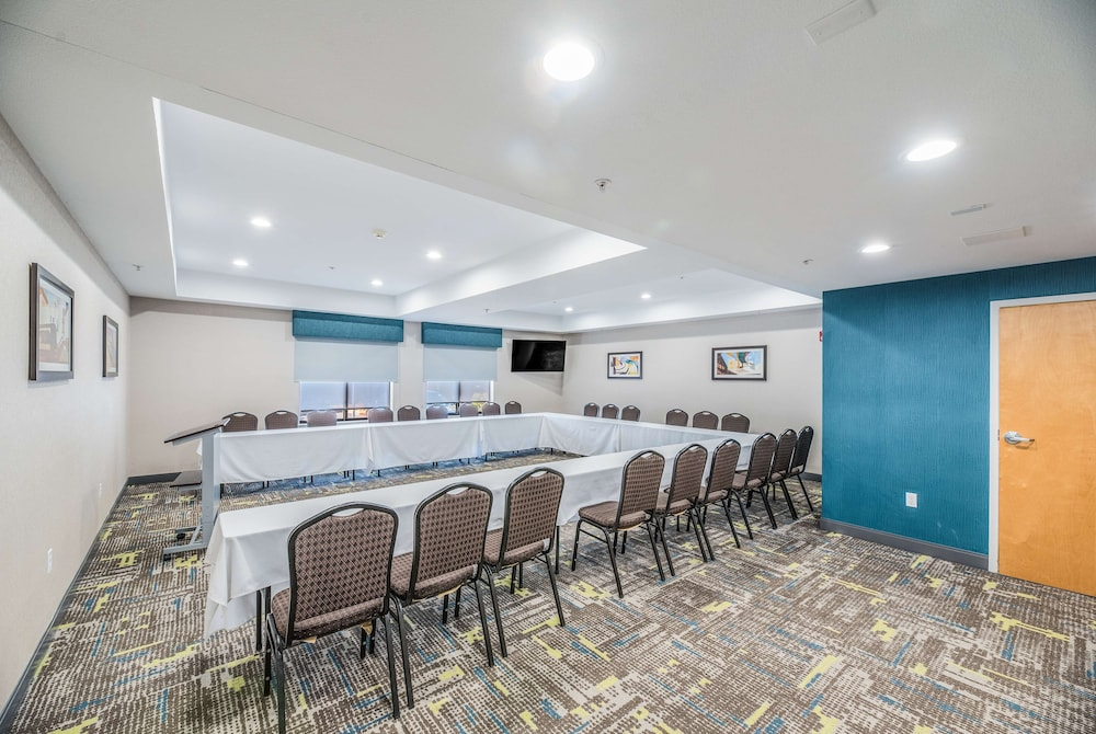 Meeting Facility, Hampton Inn Oakland-Hayward