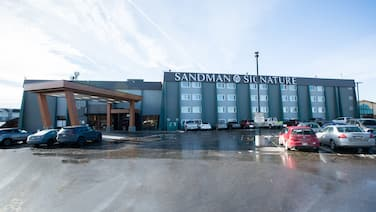 Sandman Signature Lethbridge Lodge