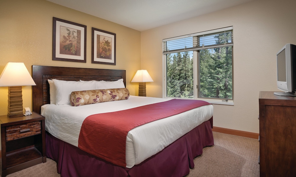 Room, WorldMark Canmore-Banff