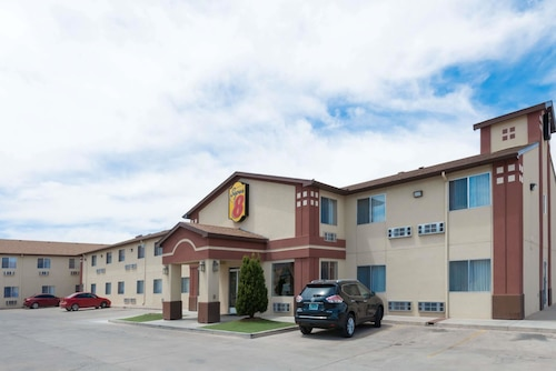 Check Expedia for Availability of Super 8 by Wyndham Bernalillo