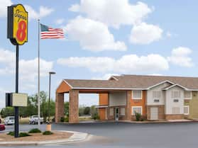 Super 8 by Wyndham Portales
