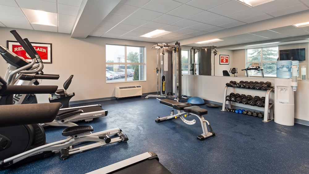 Fitness Facility, Best Western Plus Franklin Square Inn Troy/Albany