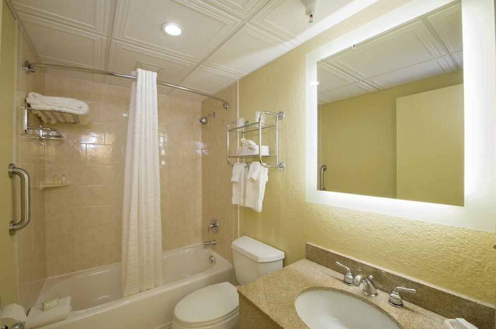 Bathroom, Best Western Plus Franklin Square Inn Troy/Albany