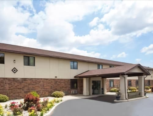 Great Place to stay Super 8 by Wyndham Oshkosh Airport near Oshkosh