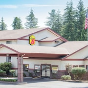 Super 8 by Wyndham Lacey Olympia Area