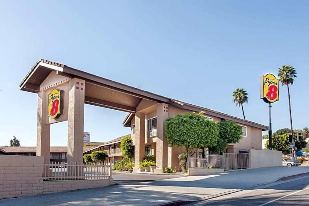 Exterior, Super 8 by Wyndham Los Angeles/Alhambra