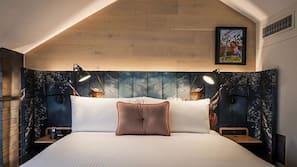 1 개의 침실, 고급 침구, 무료 미니바, 객실 내 금고