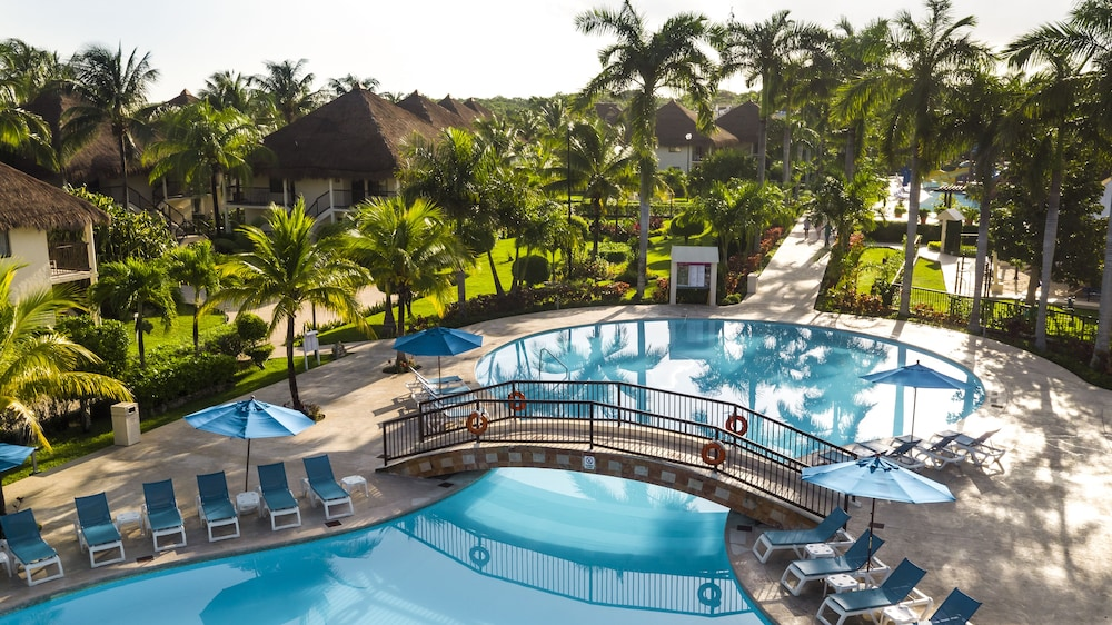 Outdoor Pool, Allegro Cozumel All Inclusive
