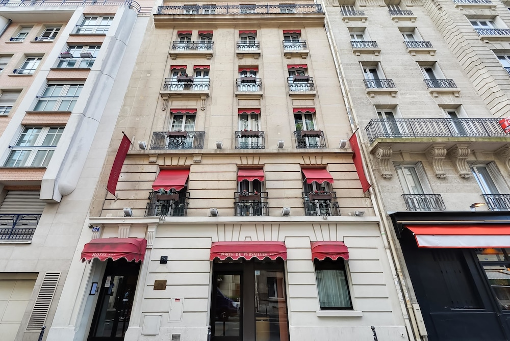 Pavillon Porte De Versailles In Paris Hotel Rates