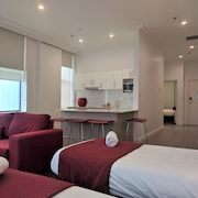 Waldorf Woolloomooloo Waters Serviced Apartments