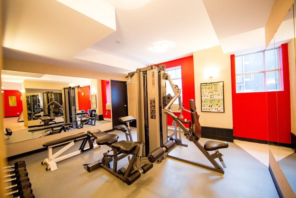 Gym, The Lord Nelson Hotel & Suites