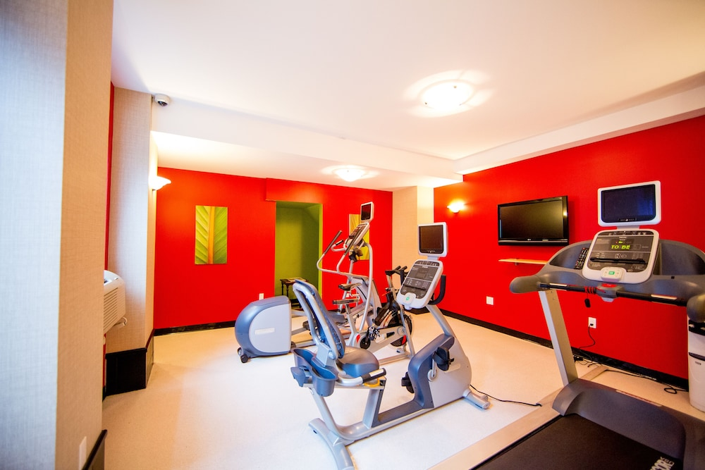 Fitness Facility, The Lord Nelson Hotel & Suites