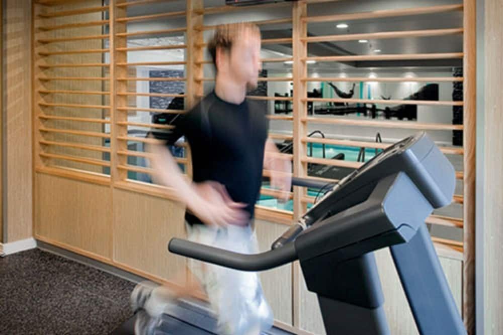 Fitness Facility, Banff Park Lodge
