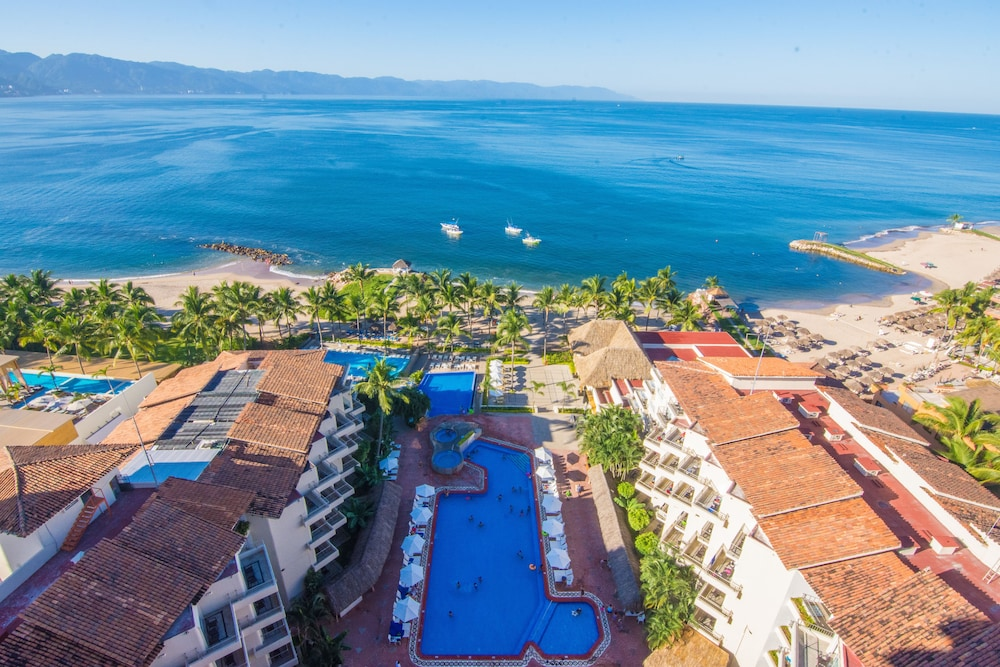 Aerial View, Friendly Vallarta All Inclusive Family Resort & Convention Center
