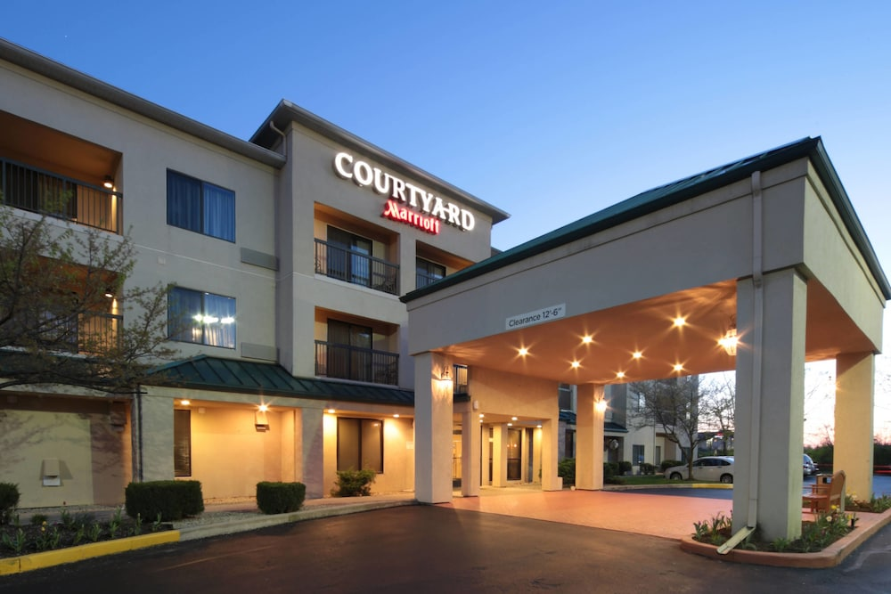 courtyard by marriott dayton north in dayton hotel rates. Black Bedroom Furniture Sets. Home Design Ideas