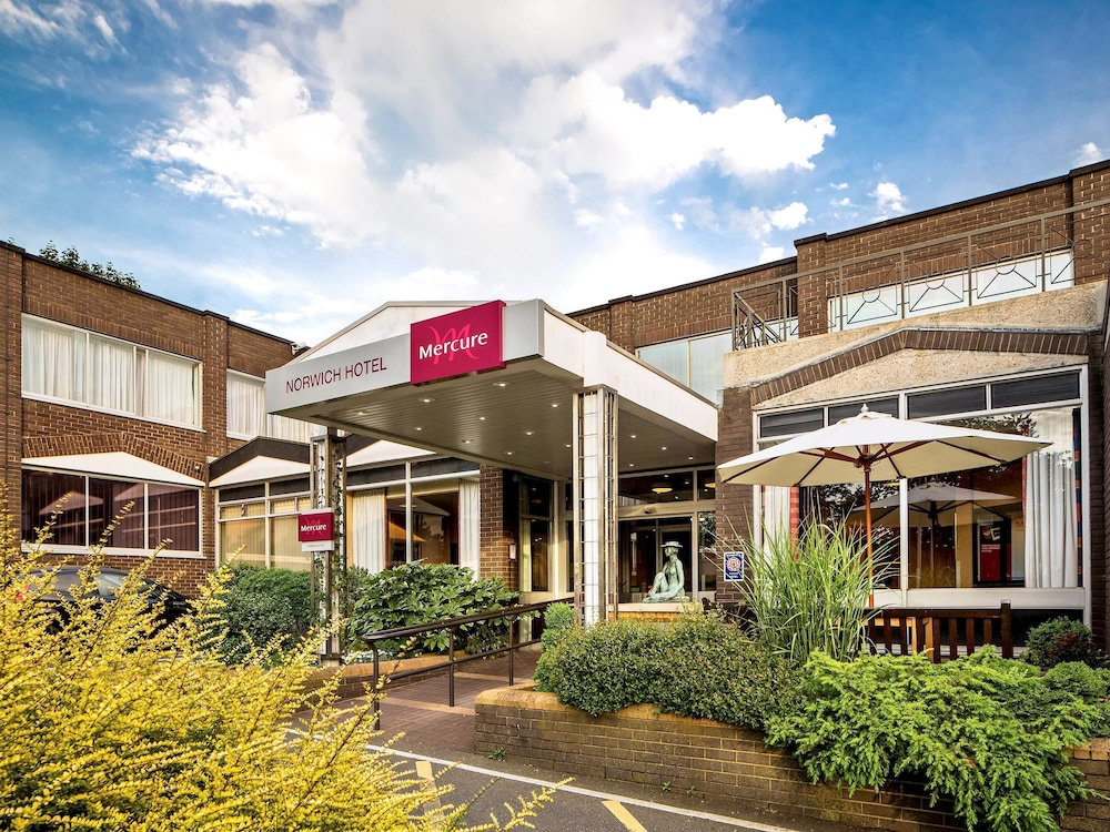Mercure Norwich Hotel In Norfolk Hotel Rates Reviews